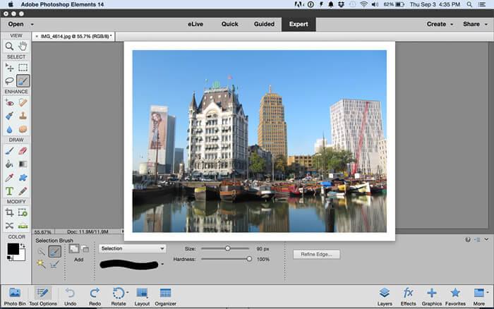 Cursus Photoshop Elements Gevorderd