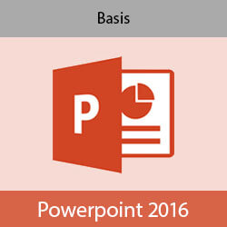 Elearning PowerPoint 2016 Basis