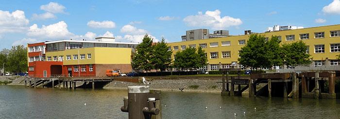 Opatel Rotterdam is gevestigd in Gebouw Zuiderpoort