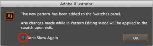 illustrator patronen maken
