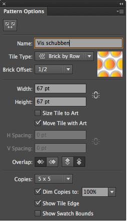 Patronen in Illustrator