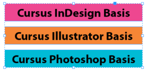 InDesign tip exporteren