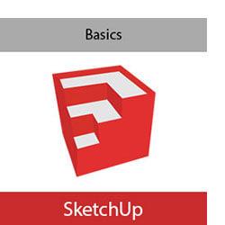 Online cursus SketchUp Basics
