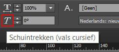 Vals cursief