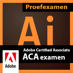 ACA proefexamen Illustrator Opatel