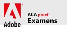 Adobe ACA proefexamens