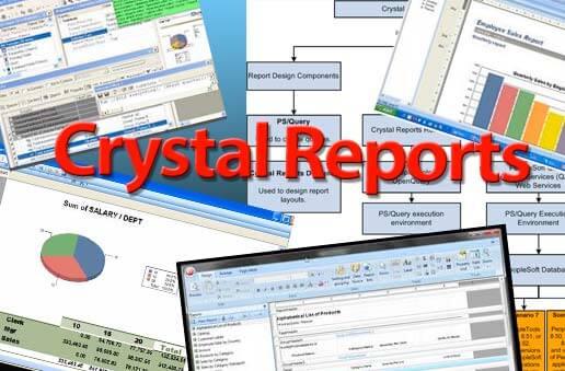 Cursus Crystal Reports Rotterdam, Utrecht, Amsterdam - Opatel Opleidingen en Consultancy
