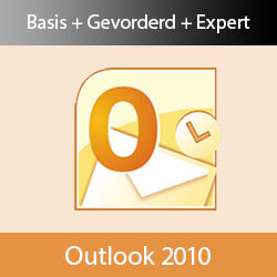 E-learning Outlook 2010 Basis Gevorderd Expert
