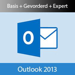 E-learning Outlook 2013 Basis Gevorderd Expert