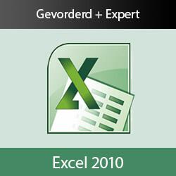 Online cursus Excel 2010