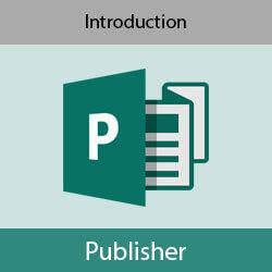 Online cursus Microsoft Publisher