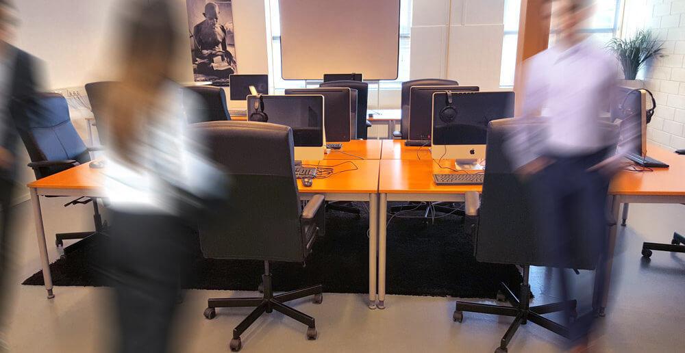 Het OLC vind je in Rotterdam, Amsterdam, Utrecht en Zwolle