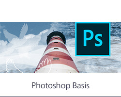 online cursus Photoshop Basis