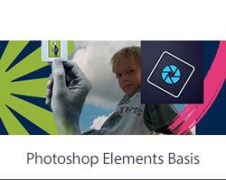 Online cursus Photoshop Basis