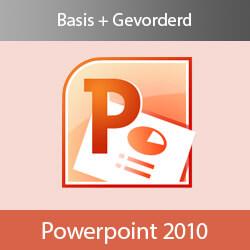 Online cursus PowerPoint 2010 Basis en Gevorderd