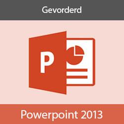 Online cursus PowerPoint 2013