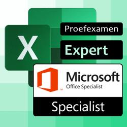 Proefexamen Excel expert