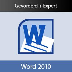 Online cursus Word 2010